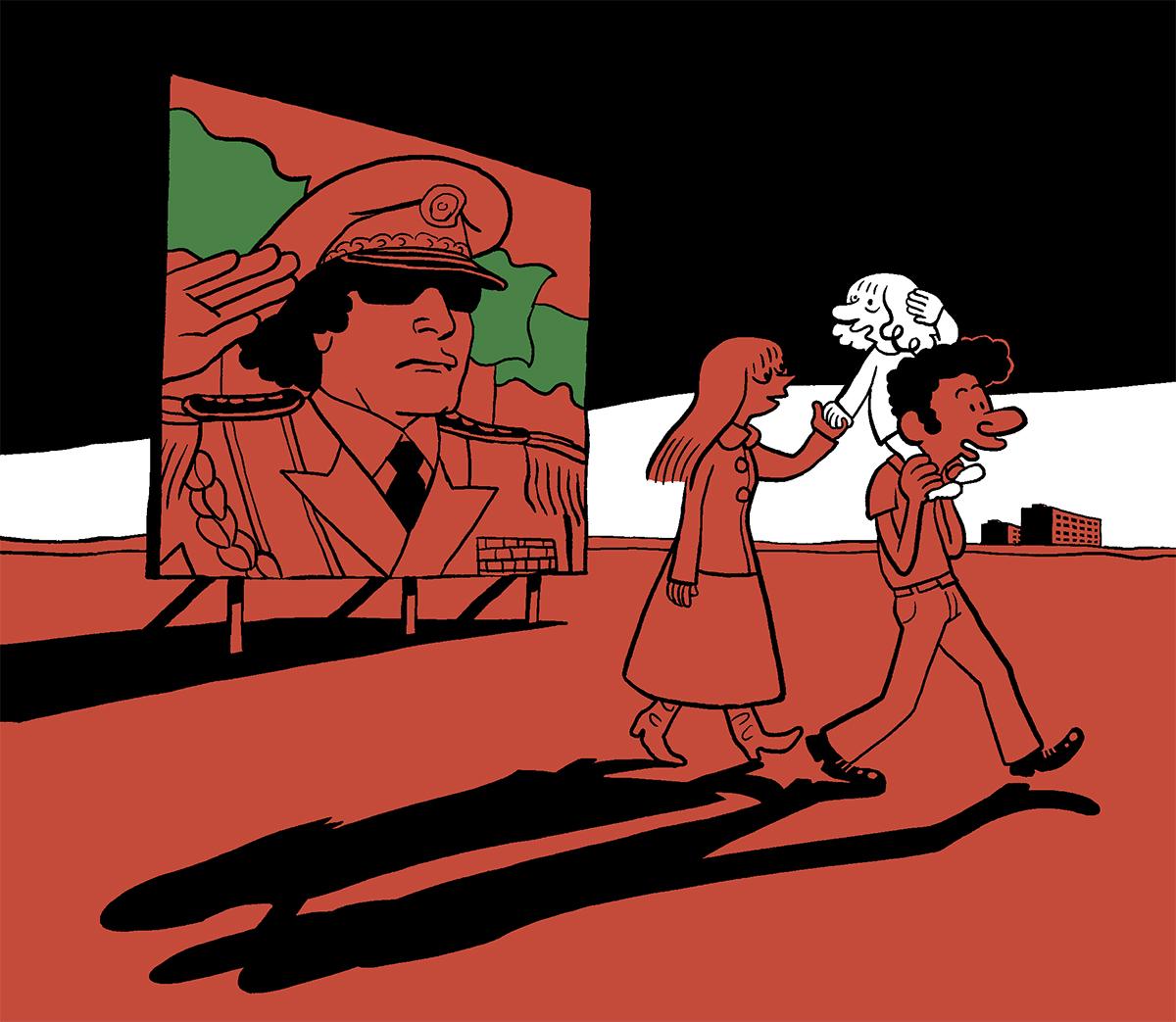 [QUADRINHOS] O Árabe do Futuro – Uma Juventude no Oriente Médio 1978-1984 (resenha)