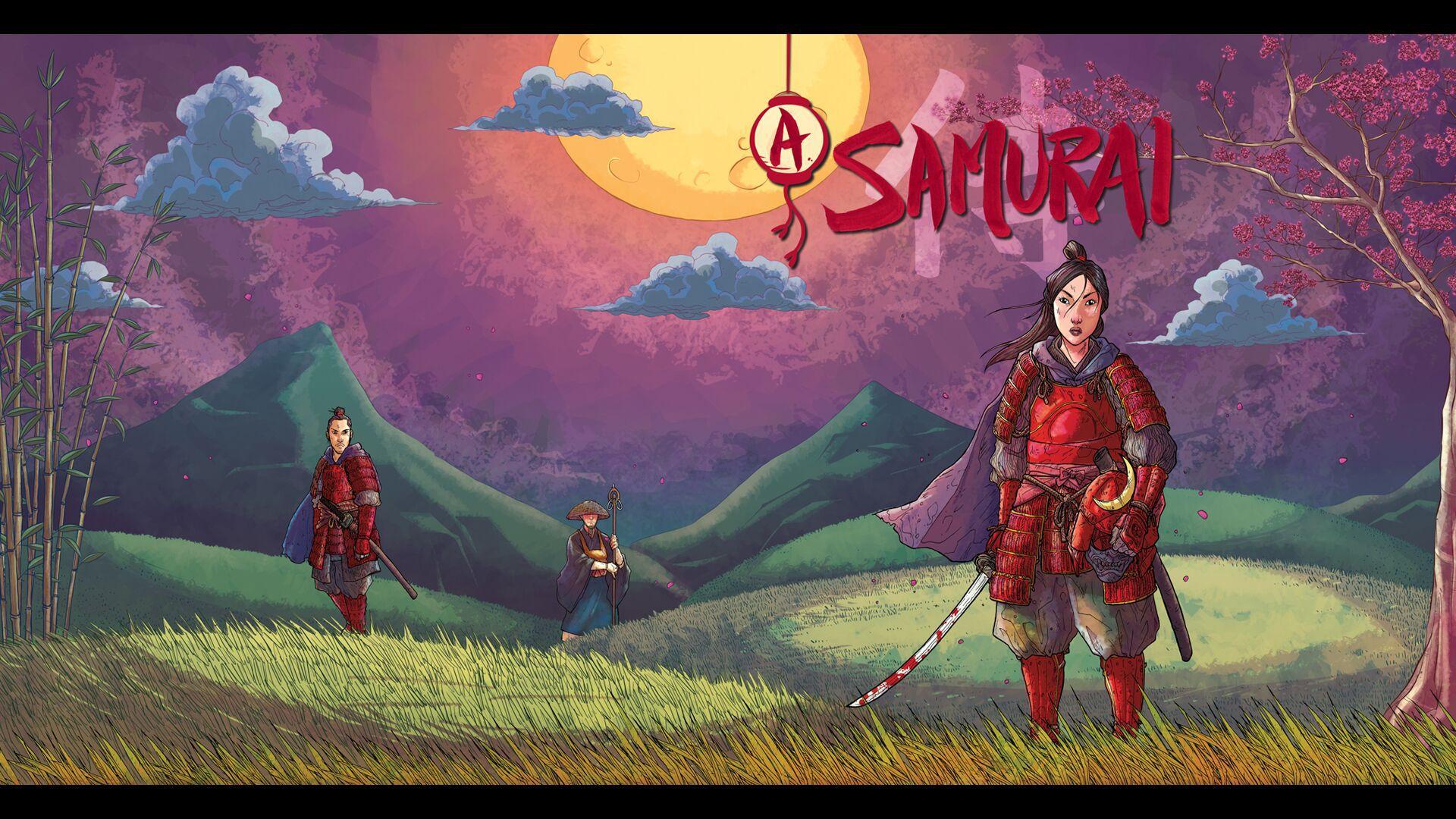 [QUADRINHOS] A Samurai e o protagonismo feminino (resenha)