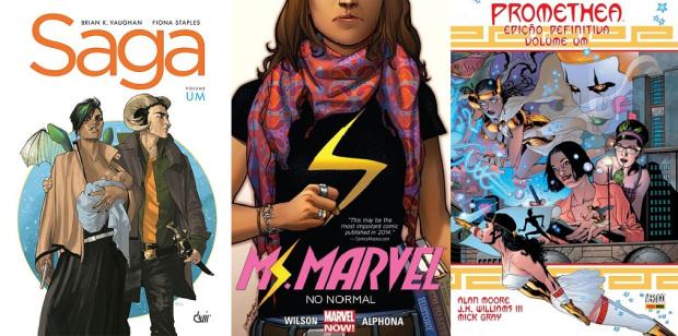 [QUADRINHOS] 6 Quadrinhos que toda mulher deveria ler (Parte 2)