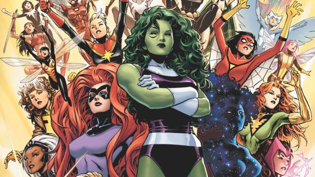 A-Force: sororidade entre heroínas da Marvel
