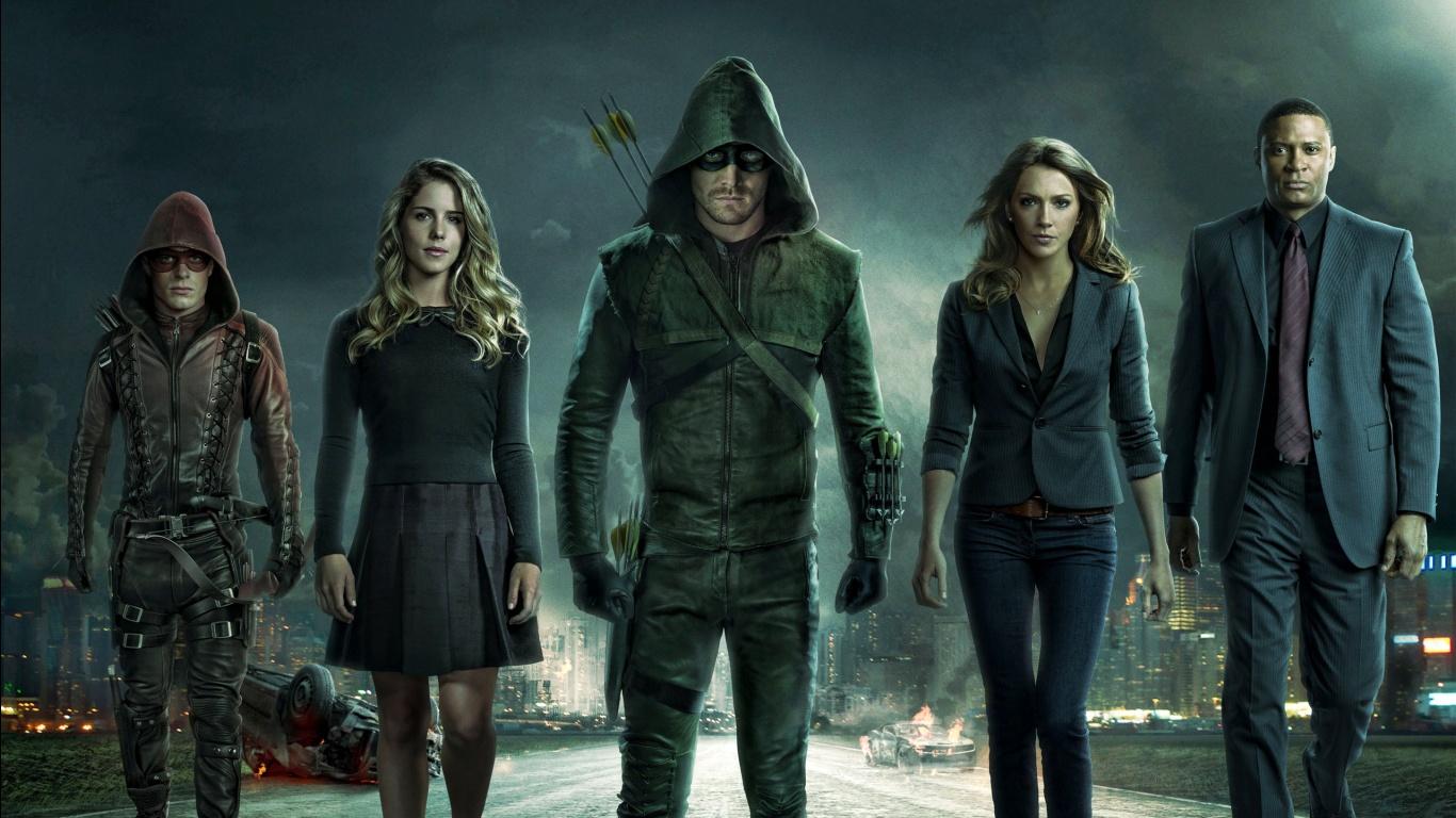 """[SÉRIE] Precisamos falar sobre a série """"Arrow"""""""