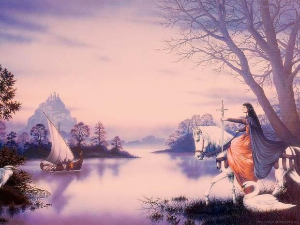 """[LIVRO] """"As Brumas de Avalon"""", de Marion Zimmer Bradley (resenha)"""