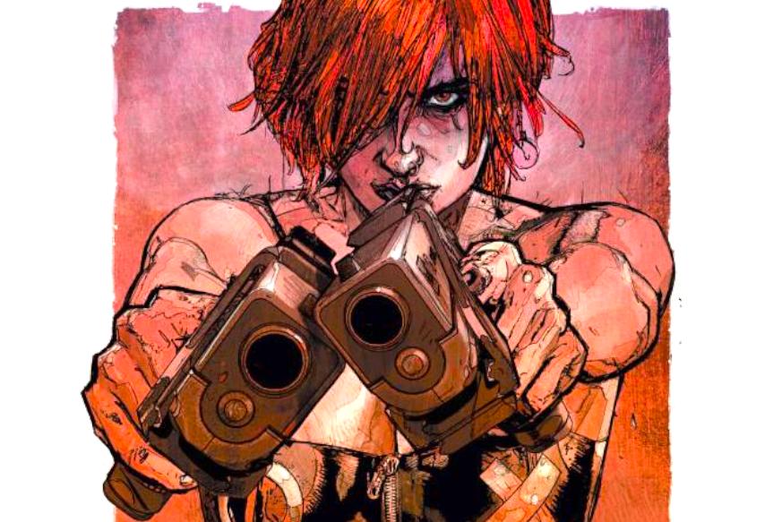 """[QUADRINHOS] """"Scarlet"""": a revolução liderada por uma mulher"""