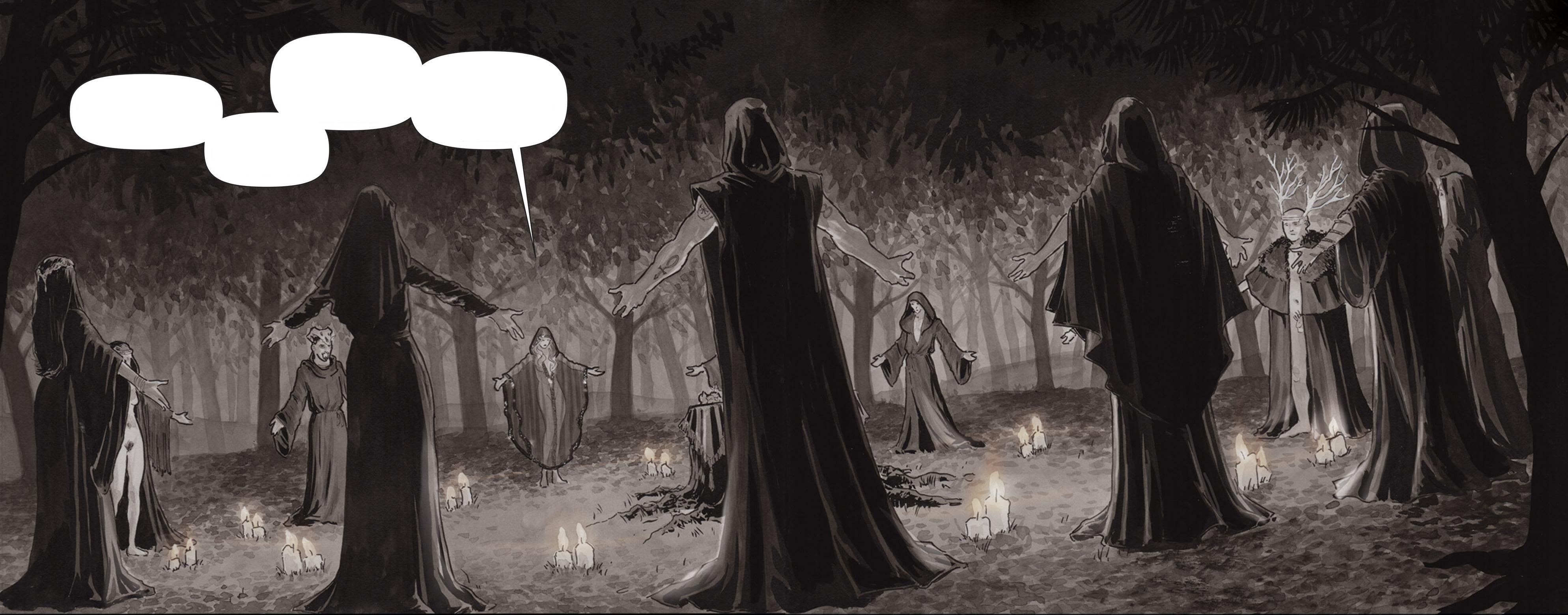 Black Magick 001-003