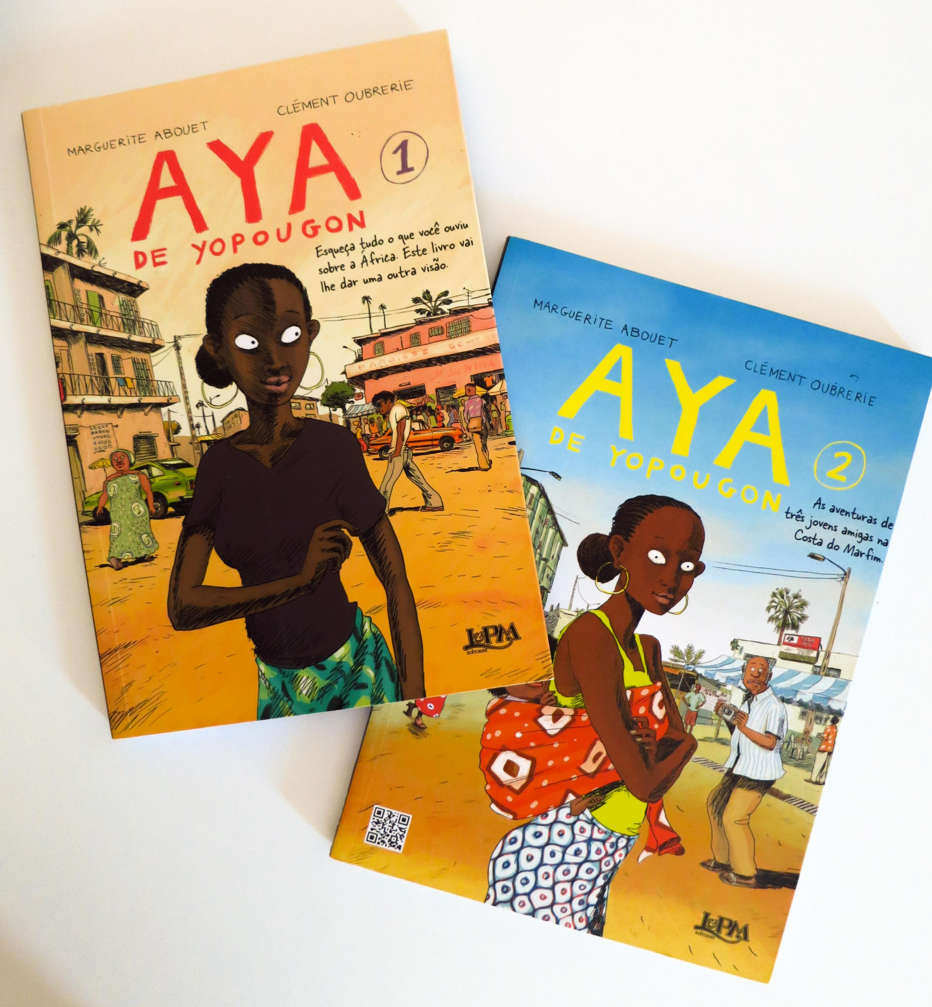 """[QUADRINHOS] As muitas mulheres africanas em """"Aya de Yopougon"""""""