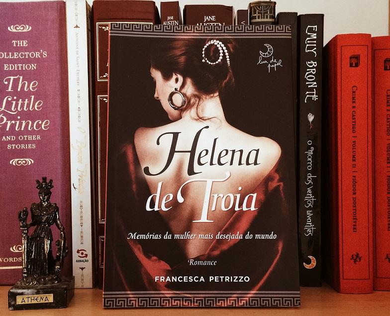 """[LIVRO] """"Helena de Troia"""": como a beleza definiu uma mulher e conduziu uma guerra"""