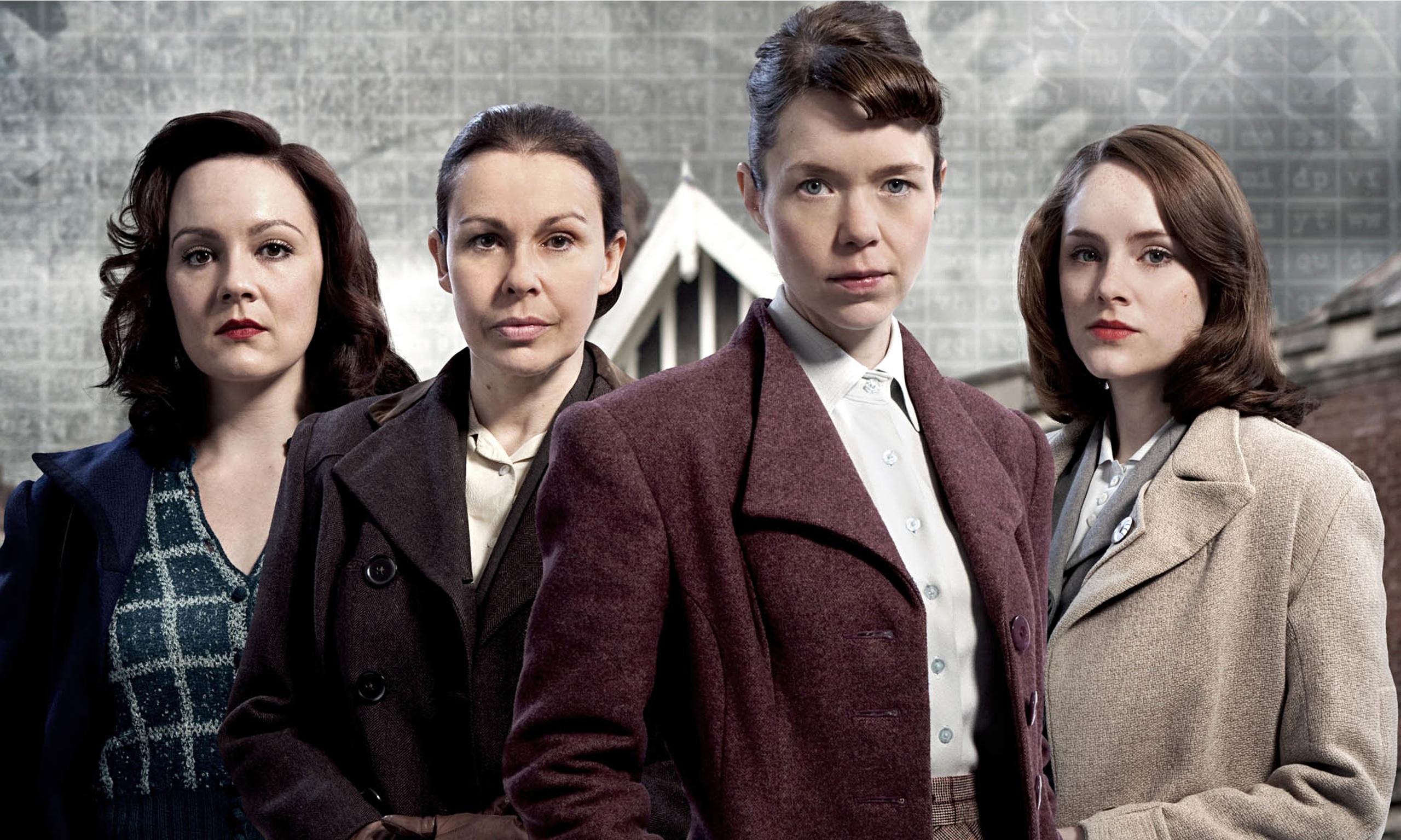 [SÉRIE] The Bletchley Circle: vencendo guerras como uma mulher!