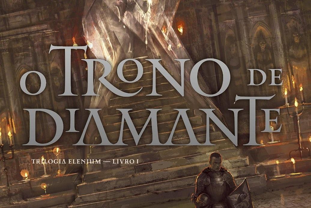 """[LIVRO] """"O Trono de Diamante"""", de David Eggins (resenha)"""