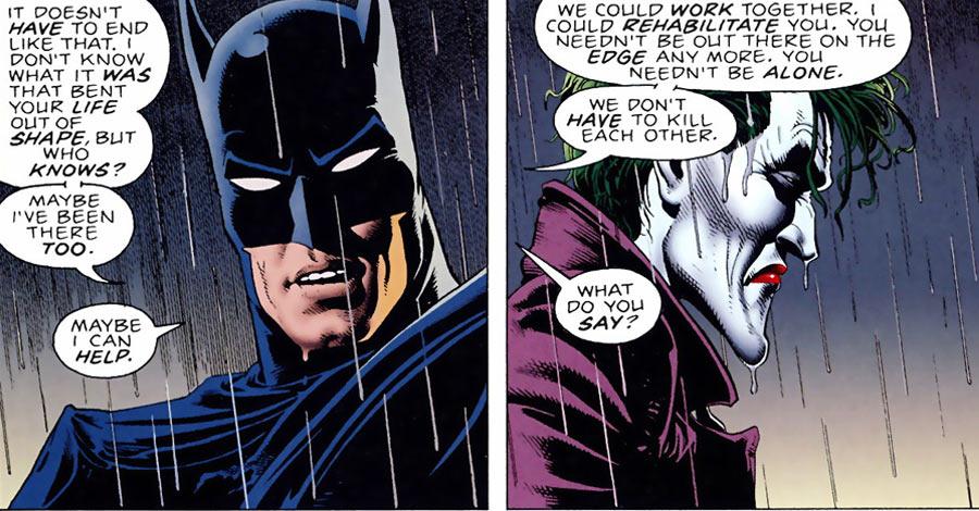 BATMAN – A Piada Mortal: repetindo os mesmos erros do passado
