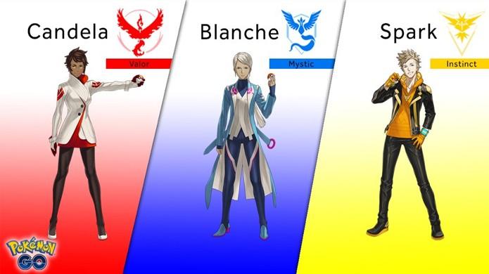 pokemon-go-lideres-times-valor-mystic-instinct