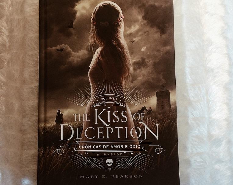"""[LIVRO] """"The Kiss of Deception"""": A força feminina na ficção"""