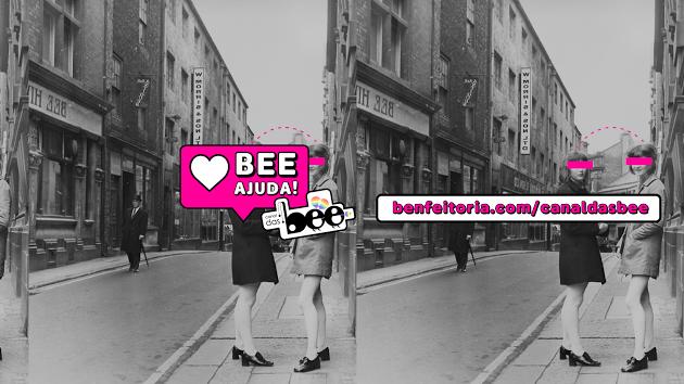 [PROJETO] Representatividade LGBT: Ajuda as Bee!