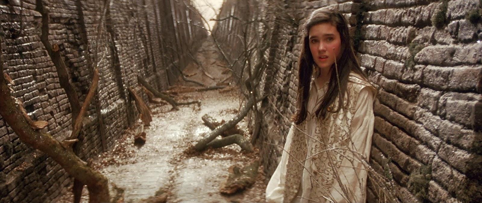 """[CINEMA] """"Labirinto – A Magia do Tempo"""": amadurecimento e empoderamento de uma adolescente através da fantasia"""