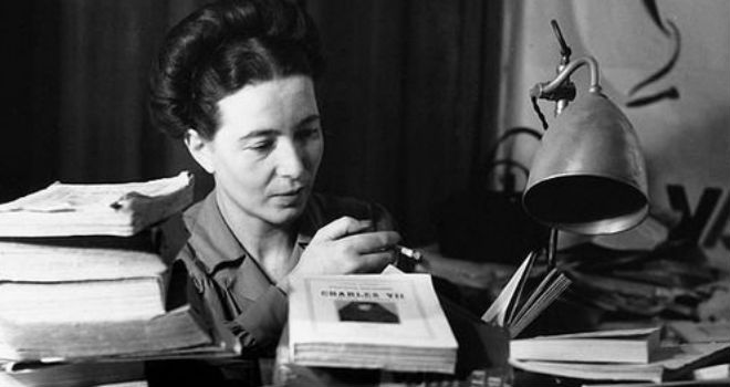"""[DOCUMENTÁRIO] Simone de Beauvoir Parte 3 – """"Simone de Beauvoir Fala"""""""