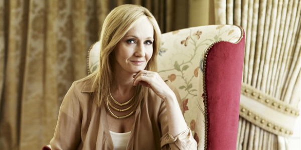 [LITERATURA] 4 motivos para amar J.K. Rowling
