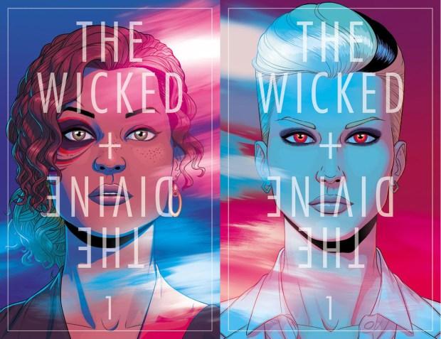 """[QUADRINHOS] """"The Wicked + The Divine"""" será lançado na CCXP e está disponível para pré-venda"""