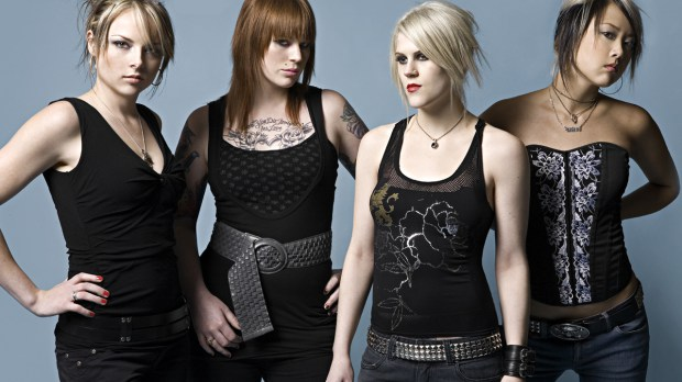[MÚSICA] Bandas de Heavy Metal com vocal feminino