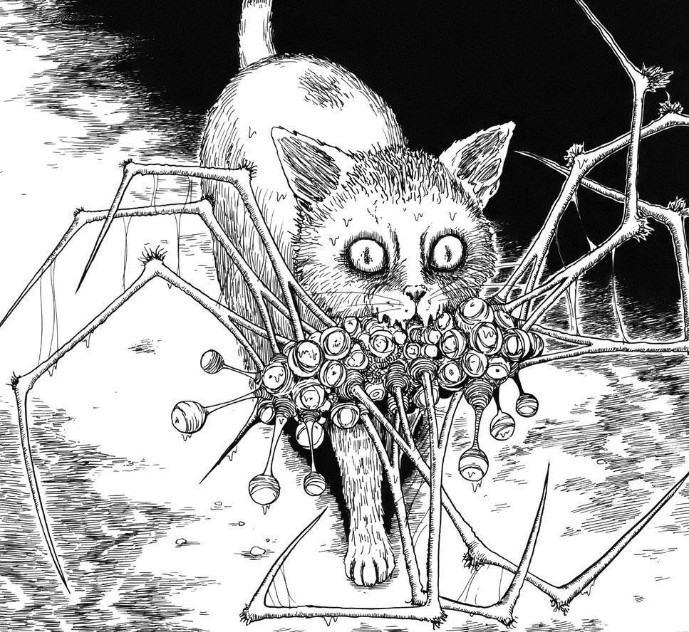 [MANGÁ] Junji Ito: Leitura obrigatória para fãs de mangás de terror