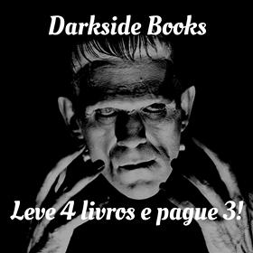 Promoção Darkside Books na Amazon