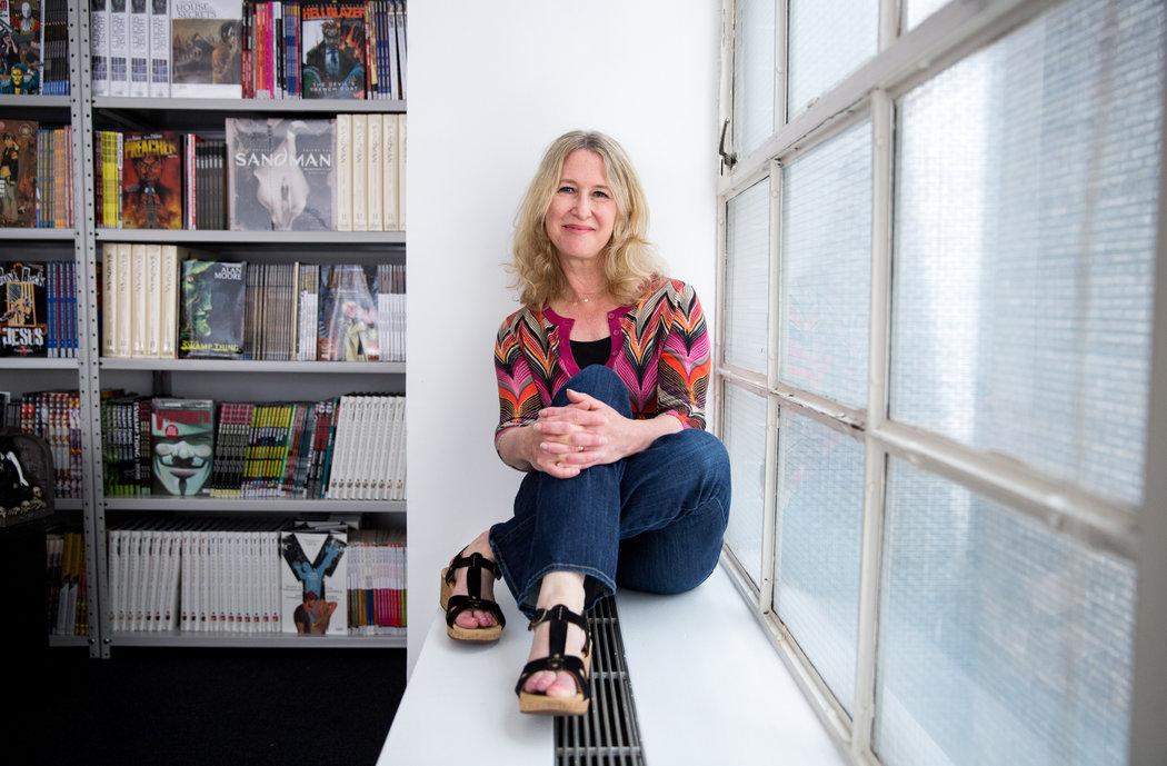 Mulheres nos Quadrinhos: Karen Berger