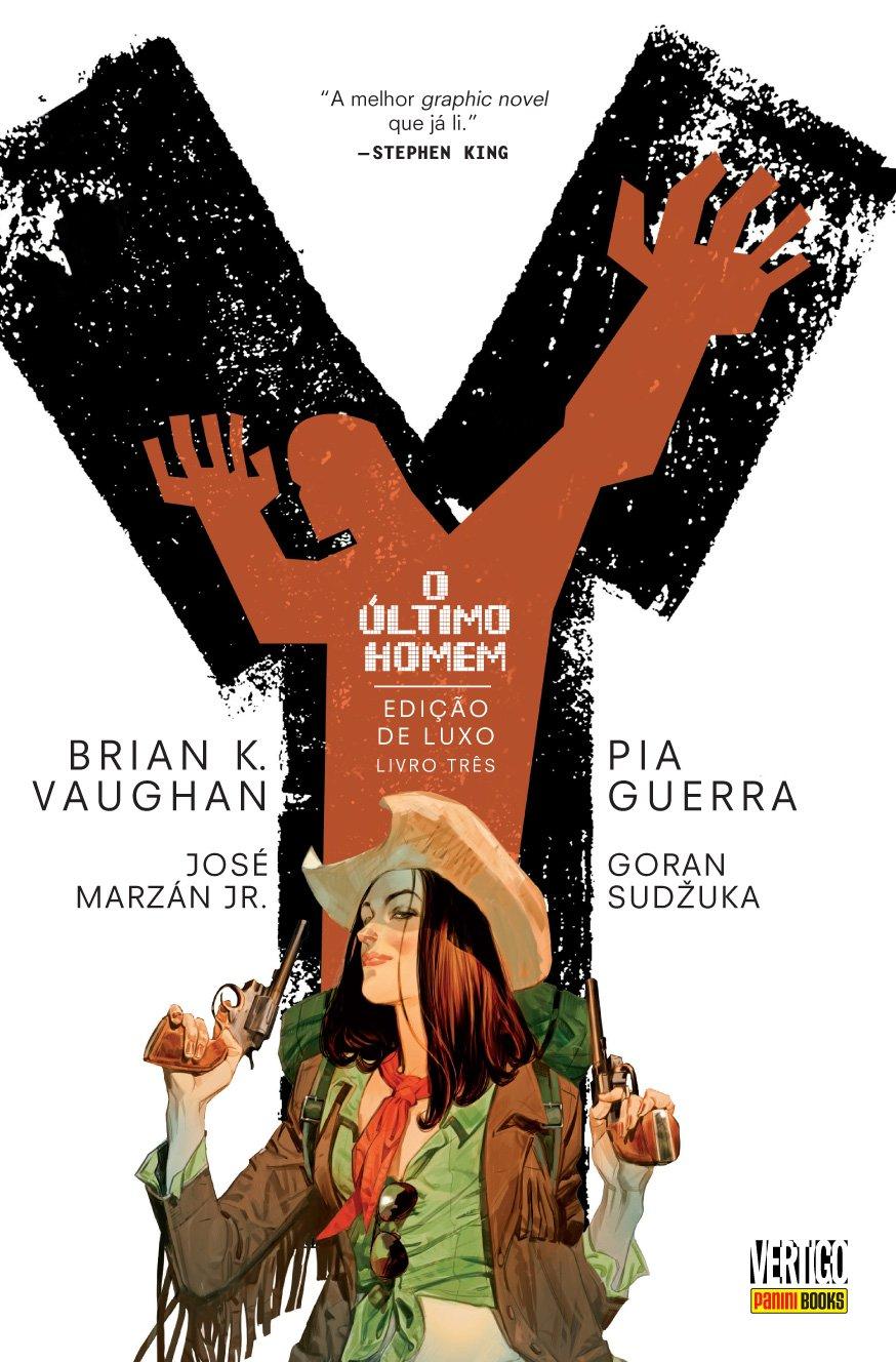Y. O Último Homem - Volume 3