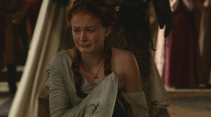 Sansa Stark (Sophie Turner)