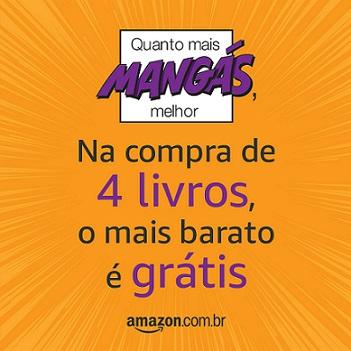 mangás, Amazon