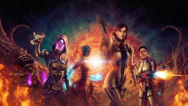 """A representatividade feminina na trilogia """"Mass Effect"""""""