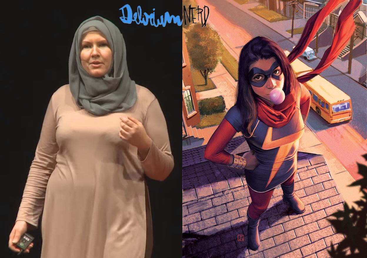 Ms. Marvel: como a Geração Y pode salvar o mundo