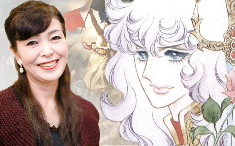Riyoko Ikeda: a mangaká que desafiou o mundo dos mangás nos anos 70