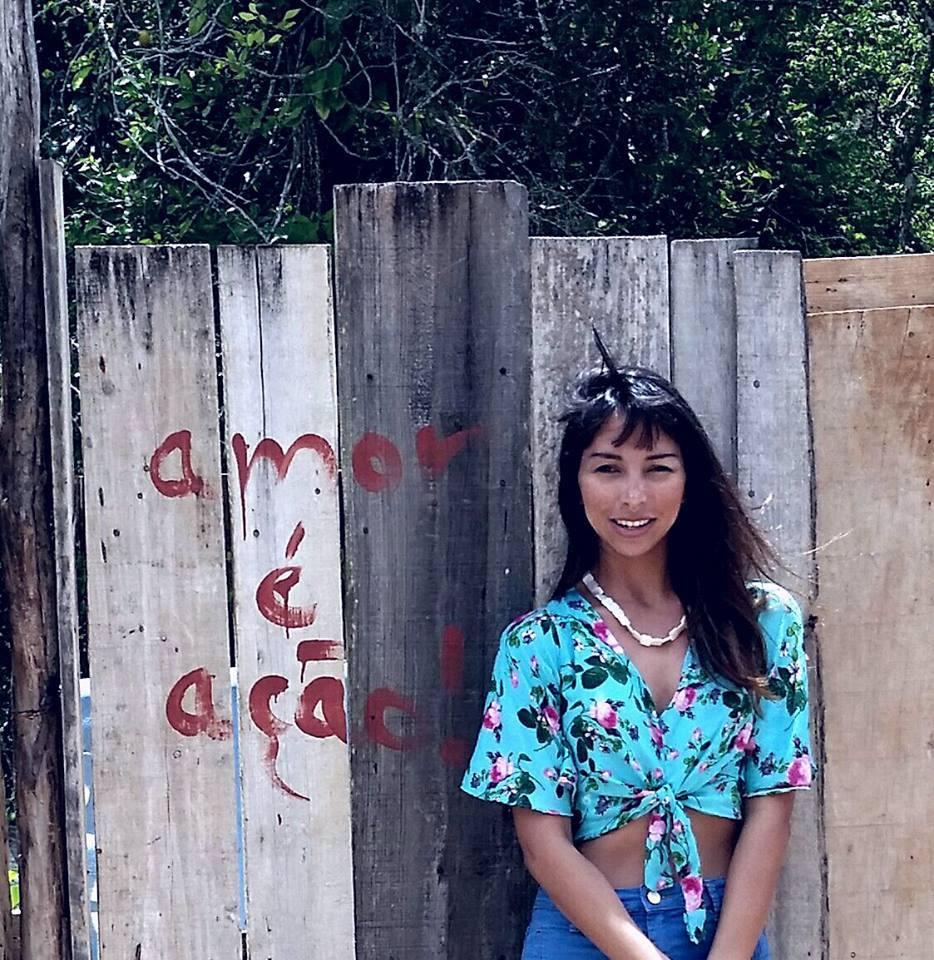 Andréia Pires: Vando Vulgo Vedita e o uso de corpos como linguagem