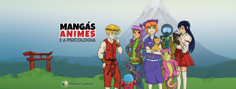 [LIVRO] Mangás, Animes e a Psicologia: A influência dos Mangás e Animes na Cultura Brasileira