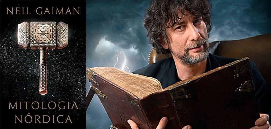 [LIVRO] Mitologia Nórdica: lançamento aguardado de Neil Gaiman já está disponível para pré-venda!