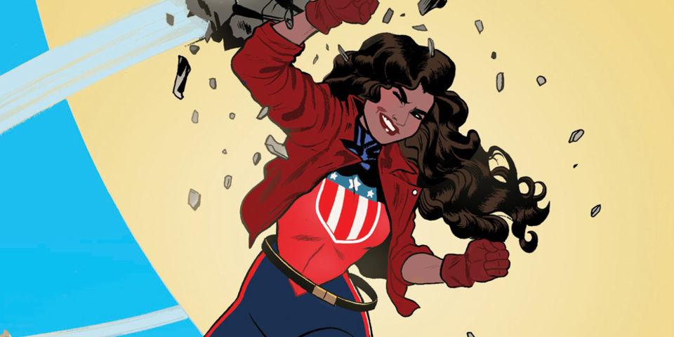 [QUADRINHOS] America Chavez: Marvel divulga previews da HQ solo da heroína
