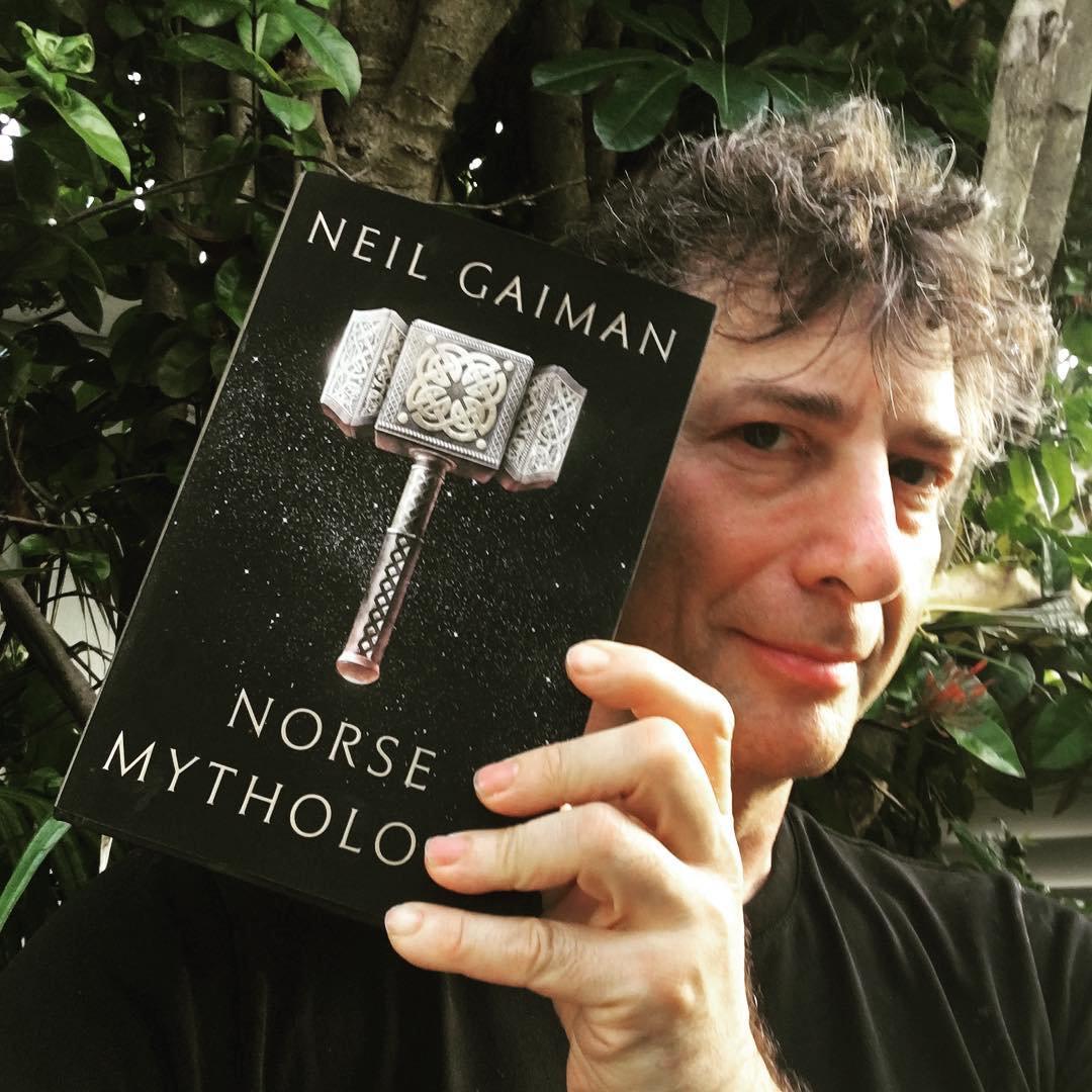 Mitologia Nórdica Neil Gaiman