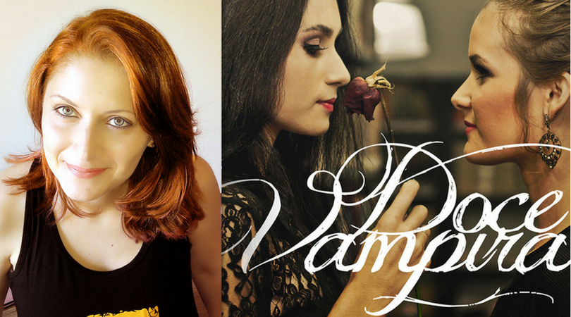 [LIVROS] Doce Vampira: Sobre Descobertas, Prazeres e Incertezas (Resenha)