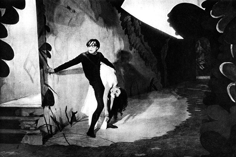 O Gabinete do Dr. Caligari Robert Wiene