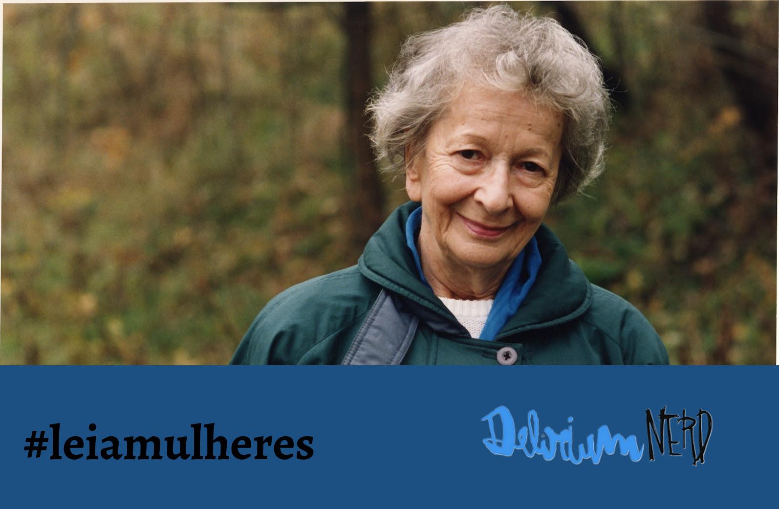 [LIVROS] Leia Mulheres: A Poesia de Wislawa Szymborska
