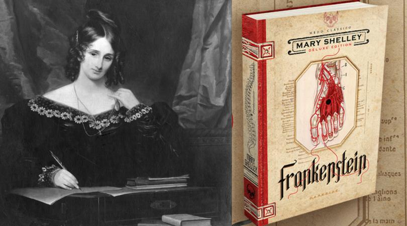 Frankenstein: o monstro do machismo na vida e na obra de Mary Shelley