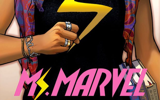 Kamala Khan Ms. Marvel