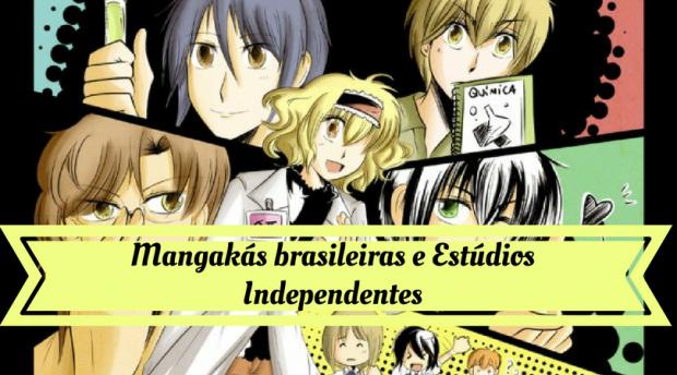 Mangakás brasileiras e Estúdios Independentes