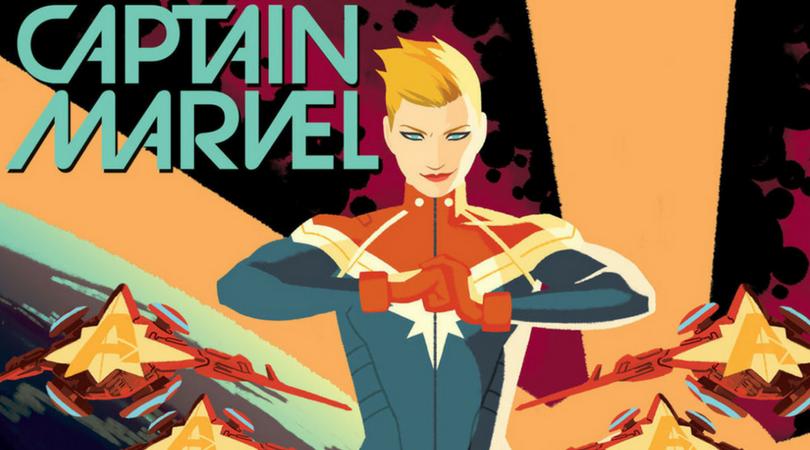 """[QUADRINHOS] Capitã Marvel: Ser uma """"boa"""" feminista não é o bastante"""