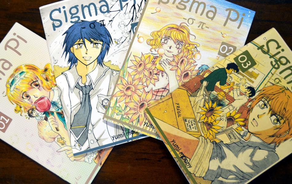 Mangakás Brasileiras Sigma Pi