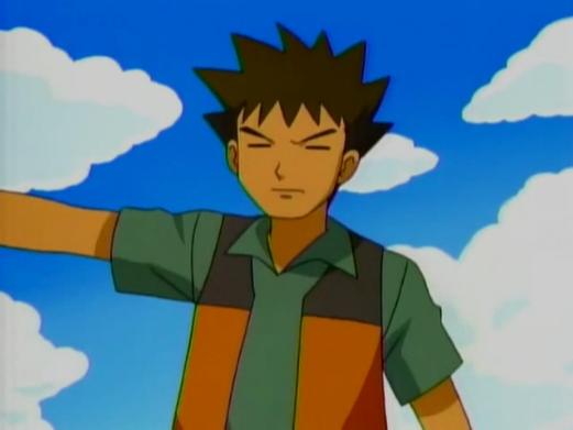 Broke - Pokémon personagens não-brancos