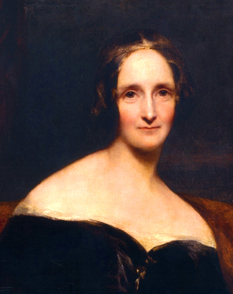 Mary Shelley, autora de Frankenstein