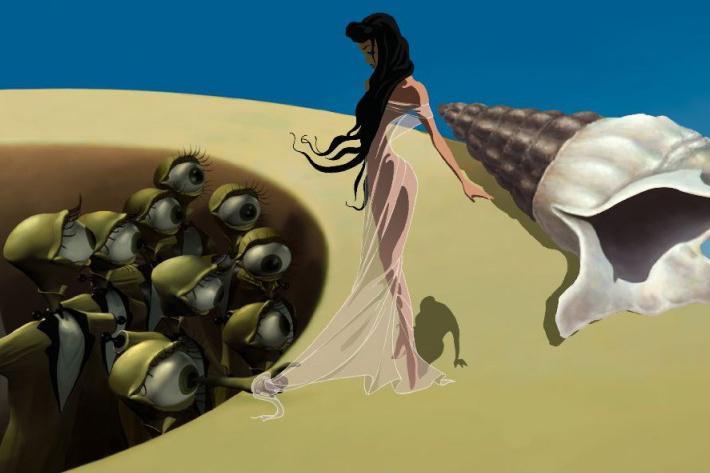 [ANIMAÇÃO] Destino: Quando Dalí encontra Disney