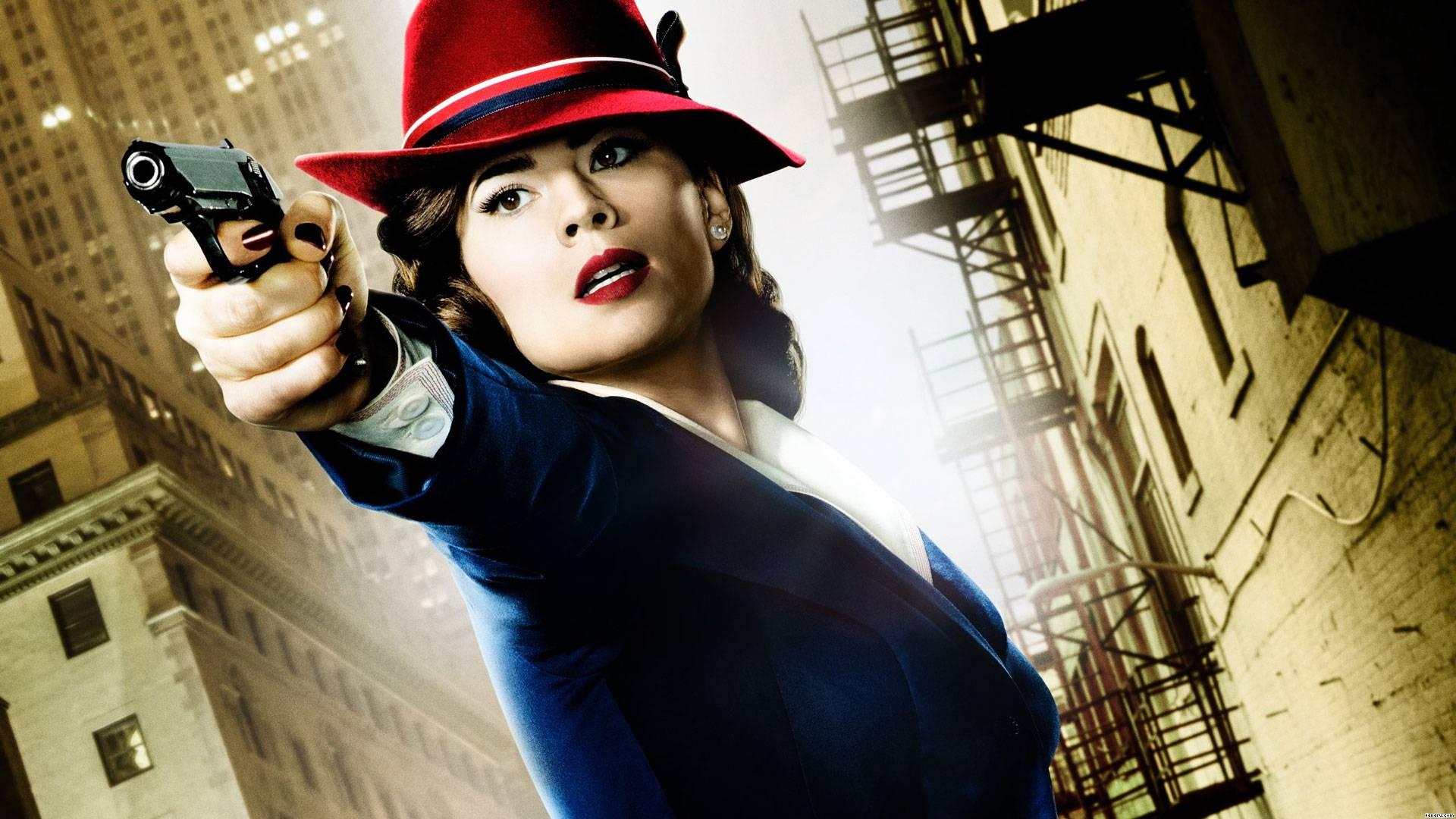 [SÉRIES] Agent Carter: O valor de Peggy Carter e o Feminismo
