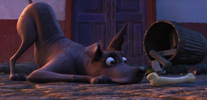 [ANIMAÇÃO] O Almoço de Dante: prévia do novo filme da Disney-Pixar