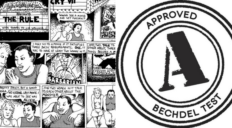 Selo A-Rate: saiba sobre a aplicação do Teste de Bechdel no Brasil
