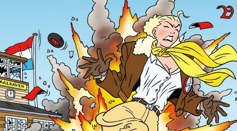 [QUADRINHOS] January Jones – Corrida contra a morte:  A heroína ícone dos quadrinhos europeus (Resenha)